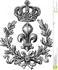 Royalty Free Stock Photos: Heraldic symbols. Image: 30205938