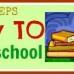 How To Homeschool - 10 Steps!