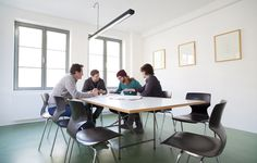 Coworking Space - Office 129 1/2, Darmstadt, Germany