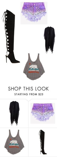 """Untitled #5116"" by brittklein ❤ liked on Polyvore featuring Pieces, Runwaydreamz, Billabong and Alexandre Vauthier"