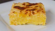 Zapekané smotanové zemiaky Home Food, Food Gifts, Cornbread, Lasagna, Ham, Vegetarian Recipes, Baking, Dinner, Ethnic Recipes