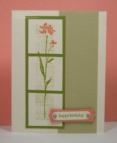 For Travis, For Nana by ravengirl - Cards and Paper Crafts at Splitcoaststampers