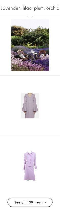 """Lavender, lilac, plum, orchid"" by lorika-borika on Polyvore featuring мода, Grafea, Mojo Moxy, backgrounds, other colour, escada, tops, miu miu, purple и zipper top"