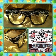 """@QUEEN BLING's photo: """"CLEAR PURE ELEGANCE ONLY $80, Summer special free shipping. Ching2Bling: www.queensbling.com #eyeglasses #women #rhinestones #travel #famous #bling #sunglasses #sunnies #crystals #California #Ballroomdancing #whiteparty #detroitprincess #kidsfashions #designersunglasses #Motown #swag #Detroit #queensbling #fashion #boutique #shades #eyewear #rhinestonesunglasses #blingsunglasses #designereyewear #diamonds #girls #style #shades #celebrities"""""""