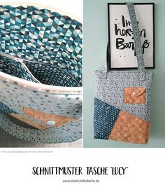 Lucy von knit.sew.wear.love Sew, Tote Bag, Design, Bags, Fashion, Sewing Patterns Bags, Cool Bag, Never Enough, Woman