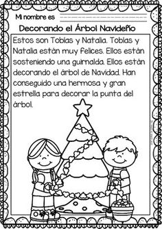 Easy Reading for Reading Comprehension in... by Ready to Teach English and Spanish | Teachers Pay Teachers