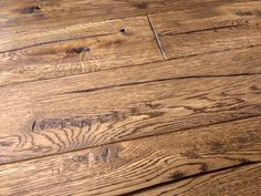 Exclusive - Impressive collection of hardwood engineered and solid floorboards from Tavolini Floors! Species: Oak, color: Corona, selection: Rustical, surface: brushed, hand scraped, hand bevel, finishing: natural oil.