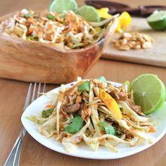 Thai-style Cabbage Salad