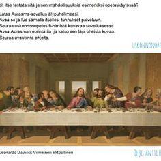 Aurasma-ohje (Antti Huotari)