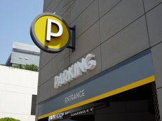 Parking Entrance ID