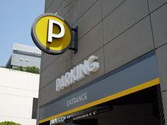 Parking Entrance ID