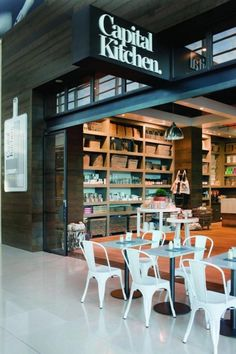 Rustic Capital Kitchen 9 550x825 Warm Country Cafe Bar Restaurants Interior Design in Capital Cuisine, Melbourne