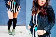 leopard and stripes » Tollie Knows