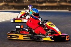 50 Laps Indoor Go-Karting