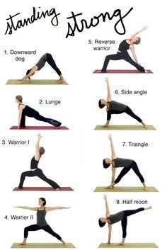 Yoga!! Got to love it!!