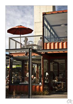 Container Cafe - NZ                                                                                                                                                                                 More