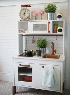 It's been about five years since IKEA introduced the DUKTIG play kitchen which…