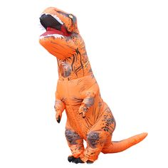 Costume adults trex