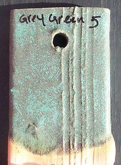 Cone: 6 Color: Firing: Oxidation Surface: Matte Amount Ingredient 8 Frit--Ferro 3134 26 Nepheline Syenite 27.3 Spodumene--Foote 15....