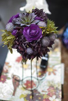 Gina Louisa Designs- Silk Floral Arrangements