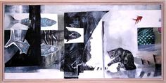 Sólo Pinturas / Just Paintings - Daniela Guglielmetti - Álbumes web de Picasa  Cats