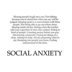 .Yup...I have Generalized Anxiety Disorder...Sounds a lot like me
