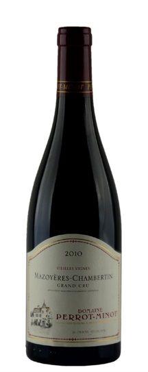 2010 Domaine Perrot-Minot Mazoyeres Chambertin Grand Cru Vieilles Vignes
