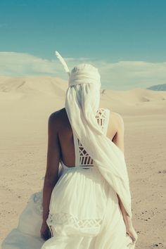 Mara Hoffman wedding dress / Olivia Malone Photography