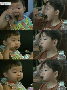 Daehan grown up lot! Superman Baby, Superman Family, Growing Up Songs, Korean Tv Shows, Man Se, Song Daehan, Song Triplets, Cute Faces, Color Theory