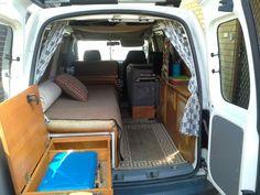 VW Caddy Camper, South Australia