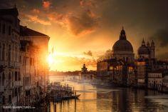 "sunrise venezia,italy.  if you like my work, please visit  <a href=""http://www.facebook.com/guerelsahinpictures"">guerelsahinpictures</a>   thank you very"