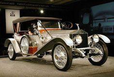 1915 ROLLS ROYCE TOURING