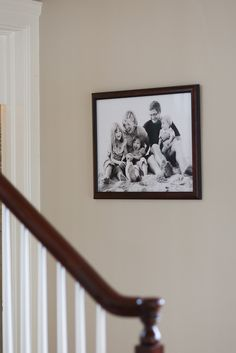 CAN FAMILY PHOTOS REALLY MAKE YOU 'HAPPIER AT HOME'?  TRY THIS AND SEE