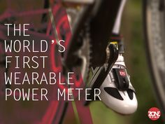 The World's First Wearable Power Meter for Cyclists! project video thumbnail