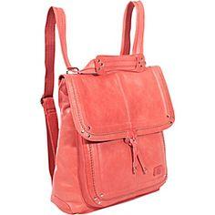 The Sak Ventura Convertible Backpack - Papaya - via eBags.com!