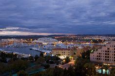 Vilamoura Andorra, Algarve, Paris Skyline, Attraction, Travel, Sun, Europe, Fotografia, Lisbon