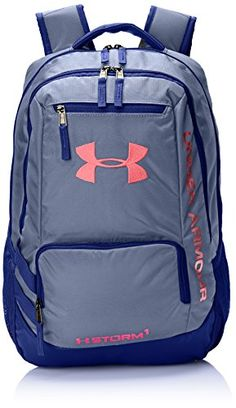 3ea6f19b6c Amazon.com  Under Armour Storm Hustle II Backpack  Computers   Accessories