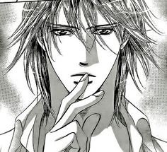 Kuon from Skip Beat! Chapter 208 out finally! XD I can't wait for the next part.