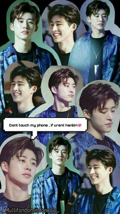 Hanbin Wallpaper / Lockscreen