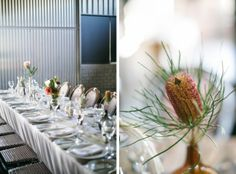 Cape Town Chic Grand Café Wedding by Stephanie Veldman {Sally & Shaun} Slow Songs, Cape Town, Sally, Weddings, Table Decorations, Bride, Chic, Wedding Bride, Shabby Chic