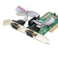 PCI Card with 2 Serial ports (32bit) by HP. $8.99. Automated Teller machine, Bar-Code Reader, Digital Camera, Digitizing Tablet, External Modem, Finger Print Identification, Infra-Red Transceiver, ISDN T/A, Magnetic Card Reader, PDAs, POS Devices.