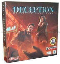 Deception: Murder in Hong Kong (CS Files) ved Boardgamer