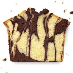 We've dressed up our Classic Pound Cake recipe with chocolate pound cake