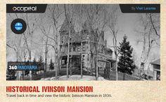 Stop 8. HISTORICAL IVINSON MANSION Travel back in time and view the historic Ivinson Mansion in 1930. http://visitlaramie.org/Mansion/