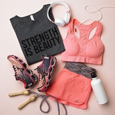 Cute gear will do wonders for your workout