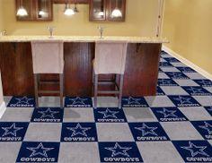 "DALLAS COWBOYS 18""x18"" CARPET TILES (20) by Dallas Cowboys, http://www.amazon.com/dp/B004RCZ3EA/ref=cm_sw_r_pi_dp_oCFMpb0A0WKRM"