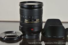 NIKON AF-S DX VR 18-200mm f/3.5-5.6G IF ED Excellent+ #Nikon