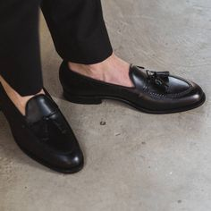 cobblerunion:  Mystery and intrigue. #cobblerunion  The Steven #loafer by Cobbler Union  http://cblr.co/a/uGe4IuON