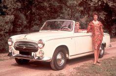 Peugeot 403 Cabriolet - 1957