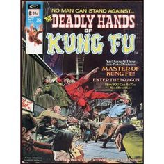 Marvel. The deadly hands of kung fu. 02.
